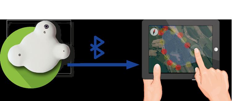 Grafik Kopplung Tablet mit RoyalFix
